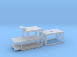 1/35 M-ATV Radio Rack for Panda Kit MSP35-061