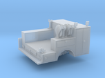 Pickup Truck Service Bed With Crane 1-87 HO Scale