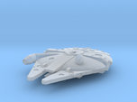 1:2700 Millenium Falcon, gear down