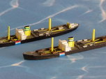 German Auxiliary Cruiser HSK Orion 1/1800