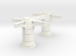 1/270 Imperial Landing Pad Supports
