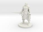 Mountain Warrior Cleric