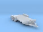 18-Foot Bumperpull Equipment Trailer - Towing