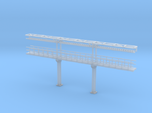 N Scale Tank Car loading Platform 3 center