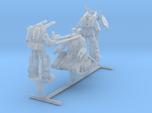 White Base Team from Gundam, 1:1000