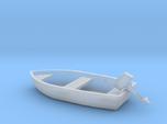 Boat - Motor HO 87:1 Scale