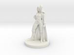 Female Fire Sorcerer