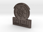 Portal 2 ® Aperture Science Innovators Pin