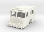 1/64-Scale Fire Apparatus Cab