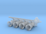 Engine Throttles Type1 - 1/10