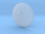 Round Custom Symbol Shield, 4mm