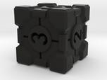 Companion Cube D6 - Portal Dice