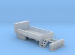 Rail Wheel Service Truck - No Crane - Hyrail With