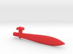 Dinobot Slug's Sword (PotP)
