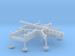 1/285 Scale Nike Missile Launch Pad