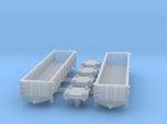 40 ft. Composite Gondola Wagon 1/350