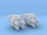 1/2700 Devastator Quad Turrets (smaller version)