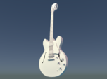 Gibson ES 335, Scale 1:6