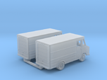 Step Van with Roll Up door 2-pack