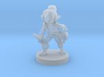 Gnome  Female  Rogue