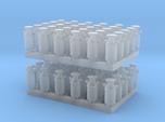 1:160 Milk Cans V2 -120ea
