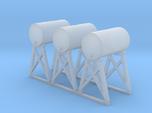 'N Scale' - Fuel Tanks (3)
