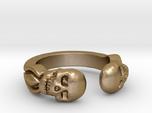Joker's Double-Skull Ring - Metals
