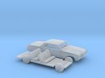 1/160 1964 Buick Electra Pillar Less Sedan Kit