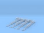 1/64 ladder cage left platform set 4