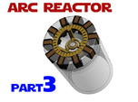 Arc Reactor V1 kit 3/4 - Black ring