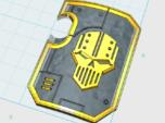 5x Iron Legion: Terminator Thunder Shield