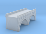 T Gauge 1.450 Scale Arch curved double for use wit