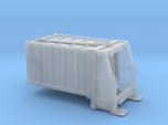 Dumpster body for truck - Benne à ordure - HO - 1/
