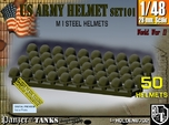 1/48 US M1 Helmet set101