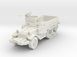M5A1 halftrack scale 1/87