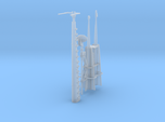 1/72 US Gato Radar Antennas SET