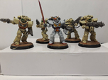 Ground GM Squad Bitz for Space Marines