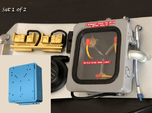 1:8 BTTF Delorean Flux Capacitor set 1 of 2