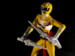 Mighty Yellow Accessory - Power Rangers