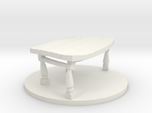 Animated Table with Stand