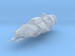 High detail Rocinante Martian gunship Expanse