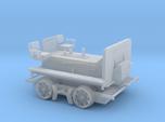 S Scale - Fairmont M14 Speeder Car