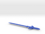 Master Sword for Deluxe Class Transformers