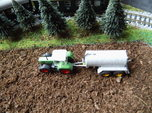 1:160/N-Scale Slurry Spreader