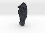 Horse Face + Half-Voronoi Mask (001)