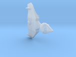 Duck Shuttle with landing gear