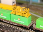 N Scale Container Spreader
