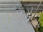 N Scale Crossing Gates 2 Lanes 2x2