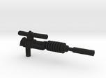 Megatron Pistol, Silenced (3mm & 5mm grips)