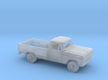 1/160 1967-69 Ford F-Series Reg Cab Long Bed Kit